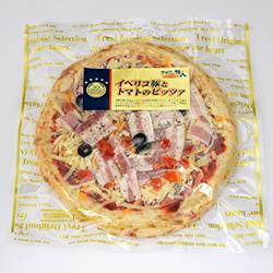 画像:ナポリの職人PREMIUM イベリコ豚とトマトのピッツァ