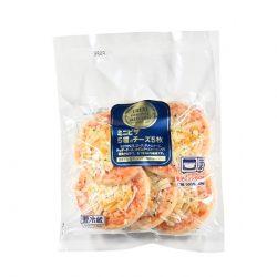 ミニピザ 5種チーズ